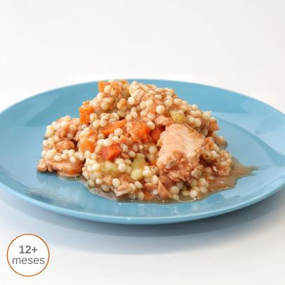 Cuscus do Mar comida para Bebé Gourmet