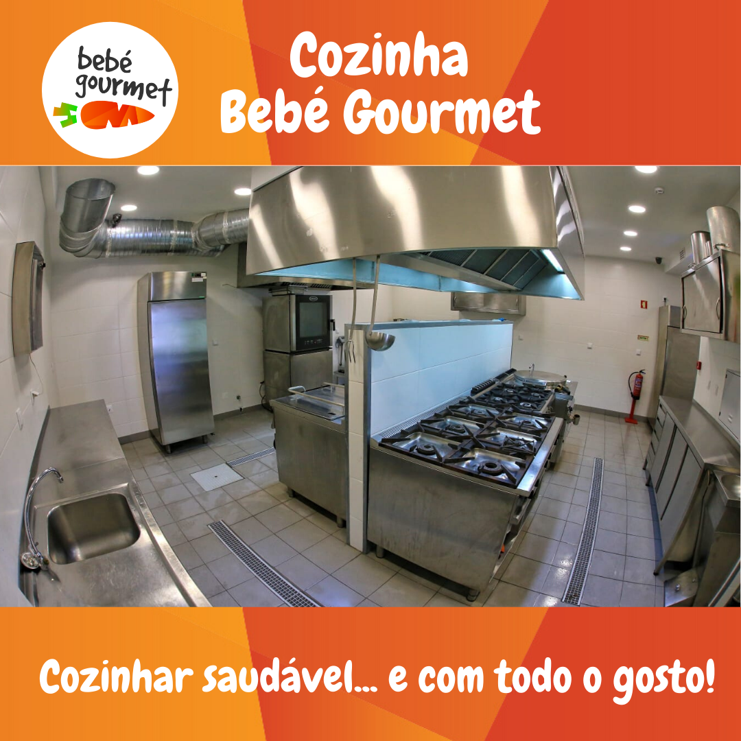 horário da Cozinha Bebé Gourmet