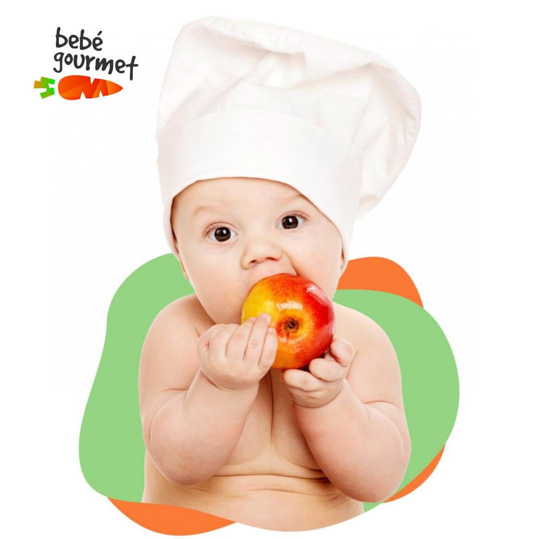 Imagem Bebé Gourmet