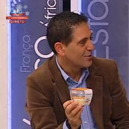 Bebé Gourmet no Alô Portugal