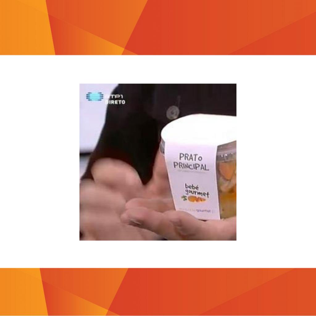 Bebé Gourmet no programa Portugal no Coração