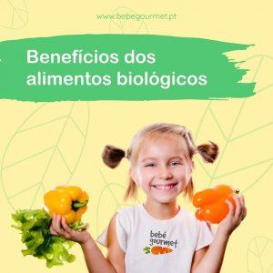 Benefício dos Alimentos Biológicos